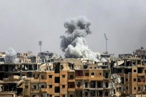 Τραγωδία στη Συρία: Φονική έκρηξη με δεκαεπτά νεκρούς!