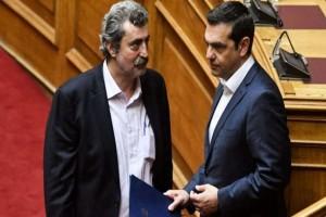 Όταν ταυτίζεται ο Αλέξης Τσίπρας με τον Παύλο Πολάκη προκαλείται σάλος! - Η στάση του πρωθυπουργού εξόργισε ακόμα και το ίδιο του το κόμμα!