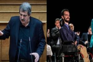 «Είναι μικρότητα να...»Τι απάντησε ο Στέλιος Κυμπουρόπουλος στον Παύλο Πολάκη!
