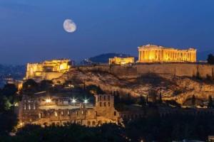 """Είδηση σοκ: """"η Bild ζητούσε από τους Ελληνες να πουλήσουν την... Ακρόπολη!"""""""