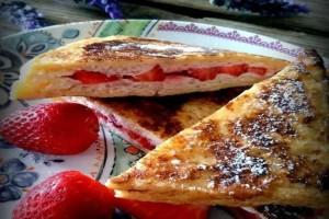 Αυγοφέτες και φράουλες! Η αγαπημένη συνταγή όλων!