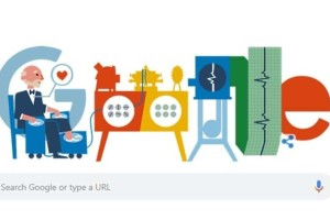 Google: Το σημερινό doodle αφιερωμένο στον Ολλανδό γιατρό που έλαβε βραβείο Νόμπελ φυσιολογίας και ιατρικης