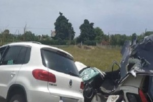 Έκτακτο: Πολύνεκρο τροχαίο συγκλονίζει τη χώρα! Δύο νεκροί και ένας τραυματίας (photos+video)