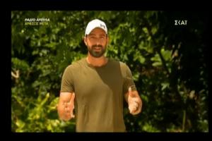 Survivor: Τι ανακοίνωσε ο Σάκης Τανιμανίδης για το ατύχημα το Χικμέτ;