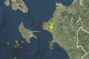 Νέος σεισμός 3,5 ρίχτερ στη Ζάκυνθο!