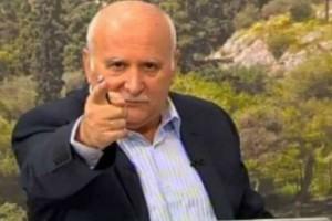 """Απειλεί με μηνύσεις ο Γιώργος Παπαδάκης! """"Είσαι ηλίθιος, κάθαρμα""""!"""