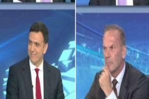 Βασίλης Κικίλιας - Πετρός Κωστόπουλος: Η πρώτη κοινή τηλεοπτική τους συνάντηση!