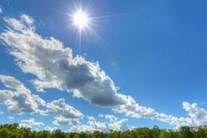 Καιρός σήμερα: Υψηλές θερμοκρασίες με πρόσκαιρες νεφώσεις!
