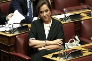 """Ντόρα Μπακογιάννη: Η μεσαία τάξη ανέδειξε τον Αλέξη Τσίπρα και η ίδια τον """"έριξε""""!"""