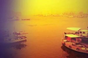 Κρήτη: Σκηνικό θρίλερ από την αφρικανική σκόνη!