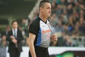 Basket League: Με Αναστόπουλο και Μάνο οι διαιτητές στο Παναθηναϊκός - Ολυμπιακός!