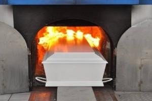 Δείτε τι συμβαίνει όταν αποτεφρώνεται το σώμα του νεκρού! (video)