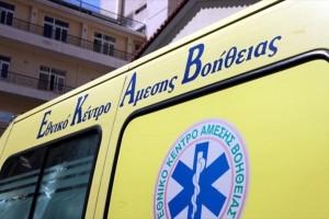 Τρίκαλα: Ώρες αγωνίας για 16χρονο που τραυματίστηκε σε τροχαίο!
