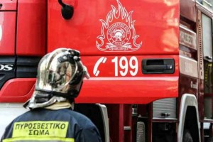 Κρήτη: Πήρε φωτιά ξενοδοχείο!