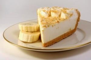 Πεντανόστιμο Cheesecake με μπανάνες!
