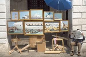 Banksy: Η επική έκπληξη του καλλιτέχνη στην Βενετία! (Video)