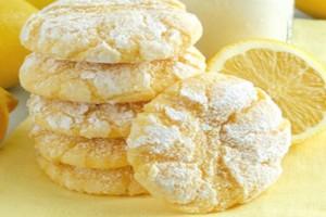 Γευστικά μπισκότα λεμονιού με βούτυρο από τον Jamie Oliver!
