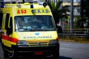 Κρήτη: Σύγκρουση μηχανής με αυτοκίνητο!