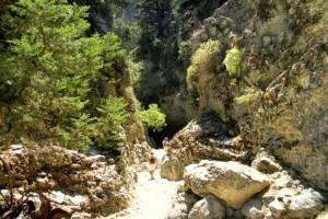 Σοκ στη Κρήτη: Τουρίστας έπεσε σε φαράγγι!
