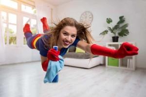 9+1 μυστικά για ένα λαμπερό και καθαρό σπίτι!