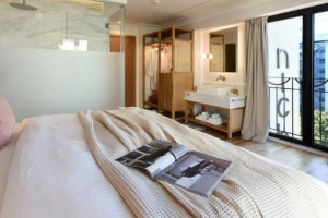 Niche Hotel Athens: Αποκλειστικές φωτογραφίες του ολοκαίνουριου 4άστερου ξενοδοχείου της Αθήνας!