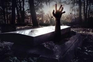 """Ανατριχιαστικό: Τι συνεχίζει να... """"ζει"""" πάνω στον άνθρωπο και μετά τον θάνατο!"""