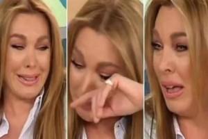 """""""Τρώω ξύλο κάθε μέρα! Νίκο, δεν αντέχω άλλο..."""": Τσακίζει κόκαλα η Τατιάνα Στεφανίδου!"""