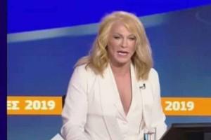 Εκλογές 2019: Ο Ζαχαράτος πήρε τη θέση της Έλλη Στάη στο OPEN!