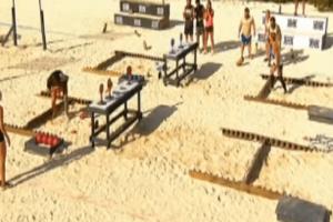 Survivor: Δείτε πρώτοι ποια ομάδα κέρδισε την προτελευταία ασυλία!