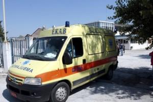 Δομοκός: Αυτοκίνητο χτύπησε στις μπάρες και ανετράπη!