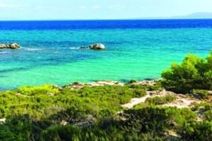 Μύκονος, Χαλκιδική, Πόρτο Χέλι: Ονειρικές παραλίες με γαλαζοπράσινα νερά!