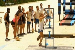 Survivor: Έξαλλη η Αφροδίτη με την Κατερίνα Δαλάκα! (Video)