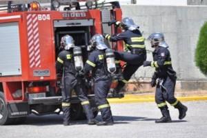 Δύο οι ισχυρές πυρκαγιές στο Μαρούσι!