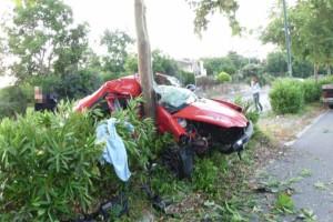 Τραγωδία στην Καλαμάτα: Νεκρός 22χρονος σε τροχαίο! Φωτογραφίες σοκ
