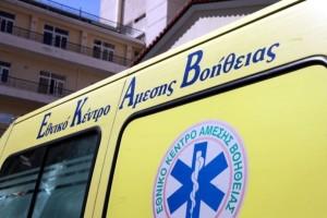 Θεσσαλονίκη: Mοτοσικλέτα παρέσυρε ηλικιωμένο!