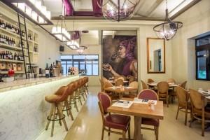 ΛΙΑΤΙΚΟ: Ιδιαίτερες γαστρονομικές προτάσεις στο εντυπωσιακό wine bar της Ηλιούπολης!