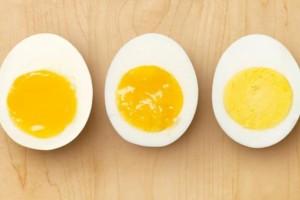 Τι χρώμα πρέπει να είναι ο κρόκος του αυγού;