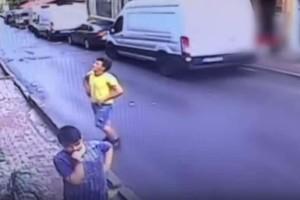 Απίστευτο: 17χρονος ήρωας πιάνει στον αέρα μωρό που πέφτει από τον 2ο όροφο! (Video)