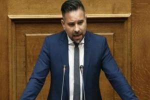 Τροχαίο για τον βουλευτή Γιώργο Κατσιαντώνη!
