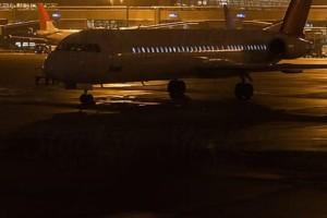 Χανιά: Αεροπλάνο... τράκαρε με αυτοκίνητο!
