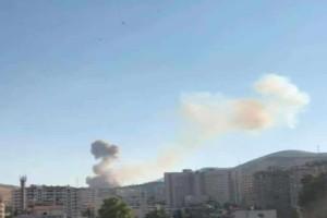 Συρία: Έκρηξη σημειώθηκε στην Δαμασκό!