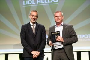 Η lidl Ελλάς ανάμεσα στους πρωταγωνιστές της ελληνικής οικονομίας 2019