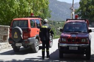 Κρήτη: Εγκλωβίστηκαν στο αυτοκίνητό τους μετά από τροχαίο!