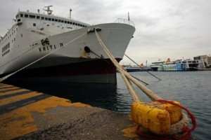 24ωρη πανελλαδική απεργία σε όλα τα πλοία!