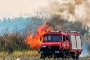 Χαλκιδική: Τέθηκε υπό έλεγχο η φωτιά στο Καλαμίτσι!