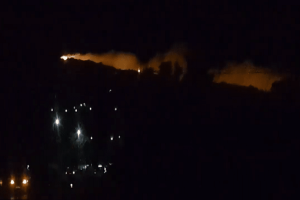 Κάρυστος: Εκκενώθηκαν κατοικίες πάνω από δέκα κατοικίες λόγω φωτιάς!