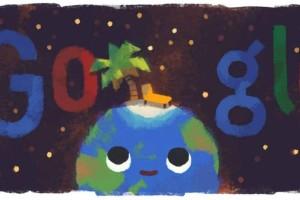 Καλό καλοκαίρι μας εύχεται η Google με το σημερινό doodle!