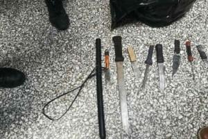 Φυλακές Κορυδαλλού: Σοκάρουν τα φονικά όπλα που είχαν στην κατοχή τους οι κρατούμενοι!
