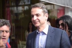 """Κυριάκος Μητσοτάκης: """"Ισχυρή ανάπτυξη, αυτοδύναμη Ελλάδα""""!"""