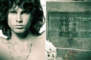 «Κατά τον δαίμονα εαυτού»: Τι σημαίνει η ελληνική επιγραφή στον τάφο του Τζιμ Μόρισον!